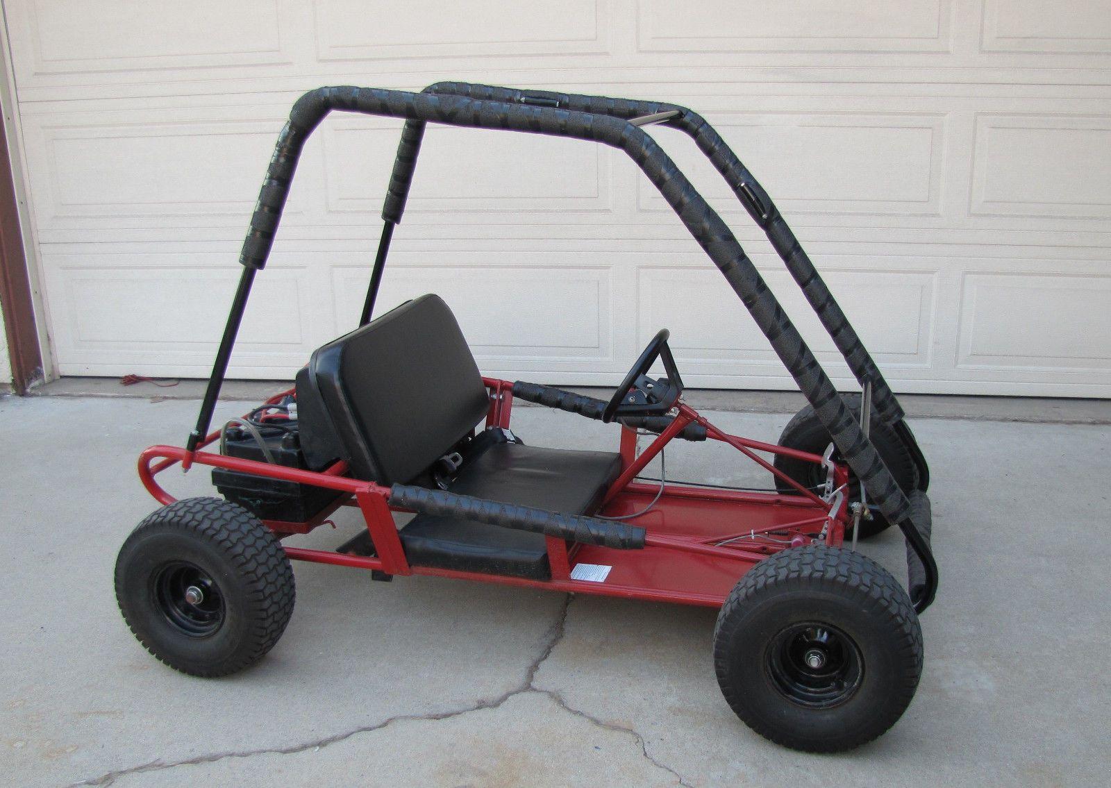 Working Kango Electric Go Kart Go Cart | eBay | ATV | Electric go