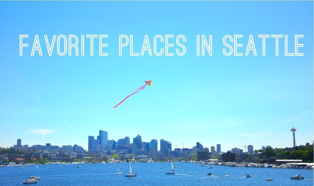 A Perfect Seattle Day  neighbours & hoods |