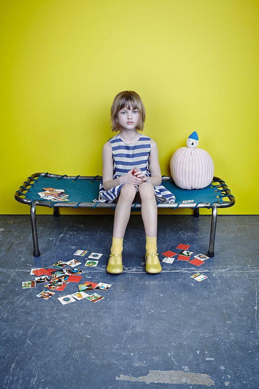 Kids | C'est la vie - Great colour mix for a kid's room