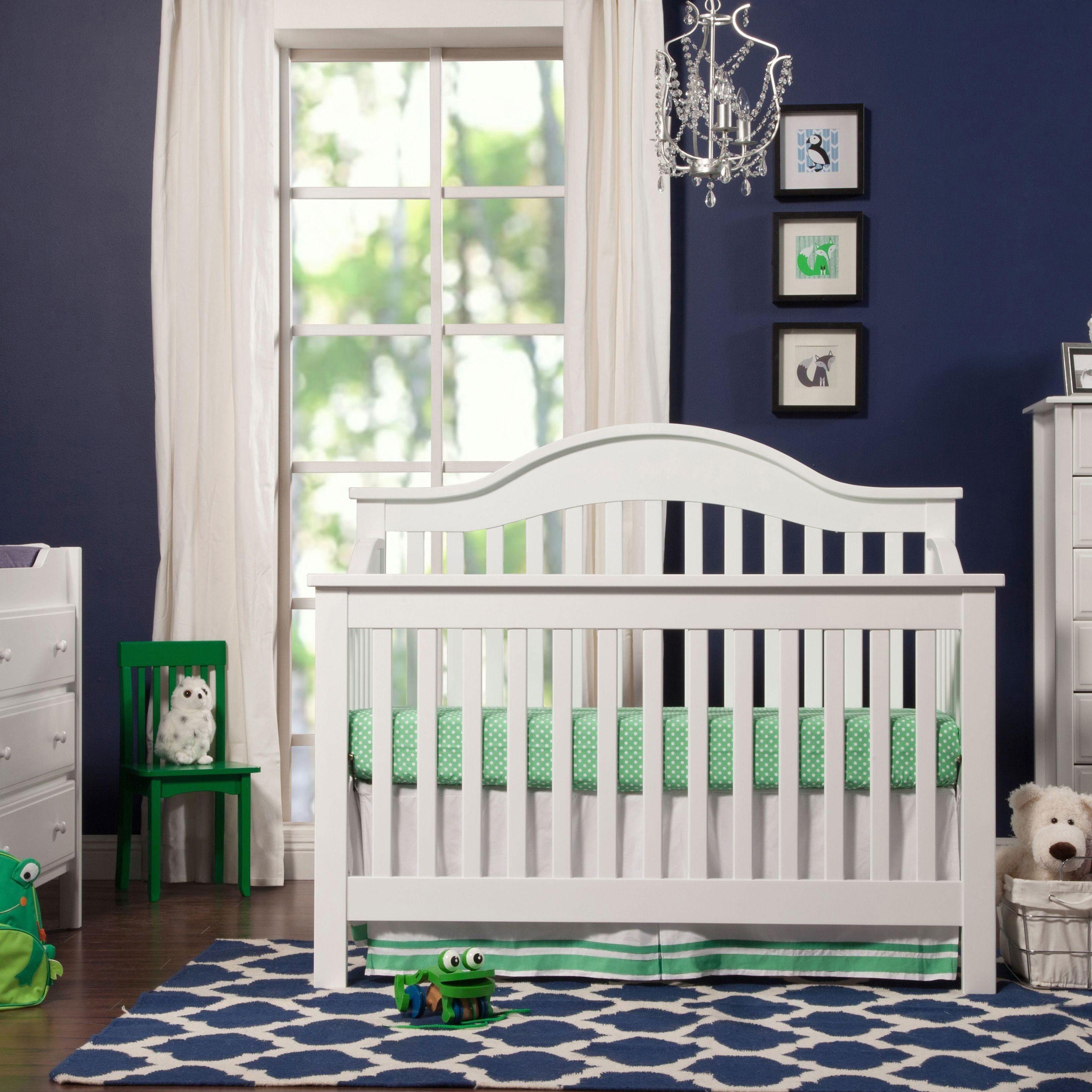 Davinci Jayden 4 In 1 Convertible Crib
