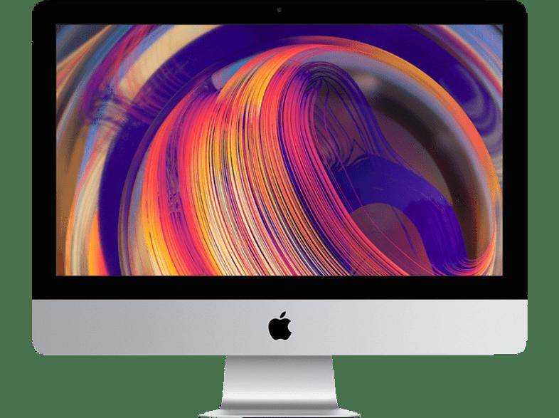 Sie suchen einen Computer, der Ihren Ansprüchen gerecht wird? Wie wäre es mit dem All-In-One PC Apple iMac Mrr12D/a-152923 mit britischer Tastatur.   Einschalten und loslegen: Auf dem Rechner ist macOS vorinstalliert. Die Festplatte Ihres Computers soll eine Top-Performance liefern? Dann sind Sie mit einem Fusion Drive bestens beraten. Dank einer Festplattenkapazität von 2 TB müssen Sie sich keine Gedanken um den Speicherplatz machen. Höhere Geschwindigkeit, weniger Stromverbrauch und integriert