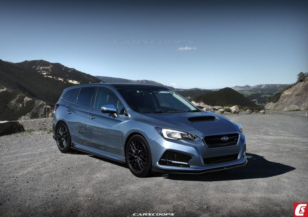 The 2019 Subaru Hatchback Redesign Car Review 2019