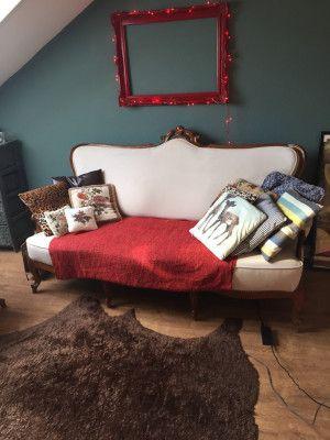 Das Vintage Sofa Fur Dein Wohnzimmer Verziere Es Nach Belieben
