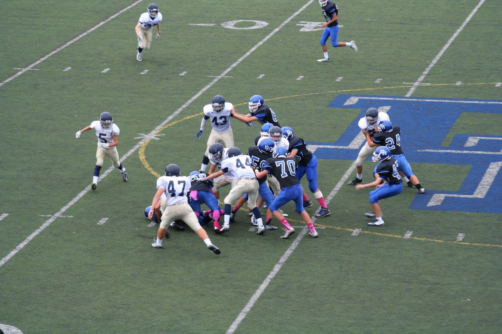 Dana Hills High School Football High School Football High School Football
