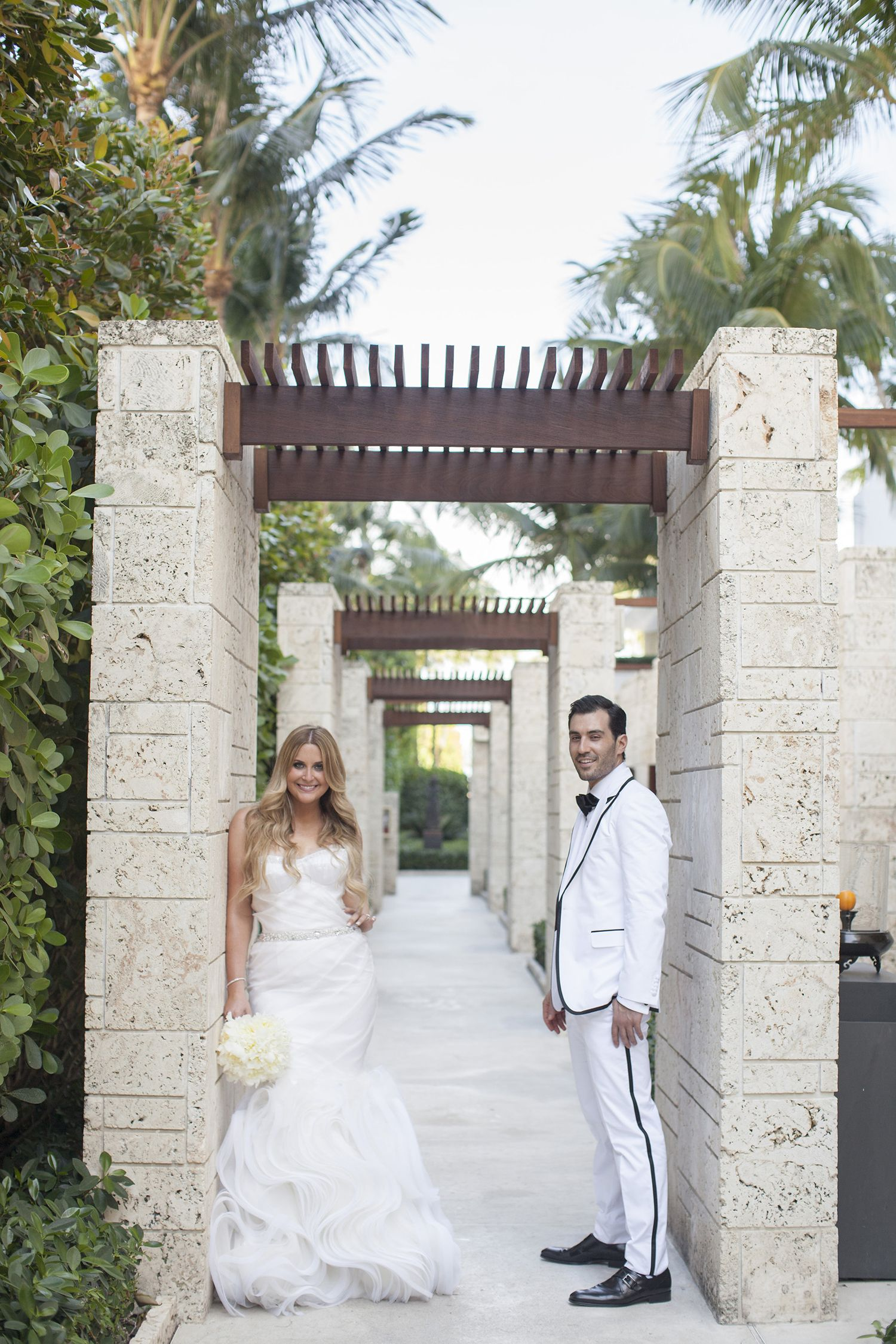 Wedding At The W South Beach By Chris Weinberg Events