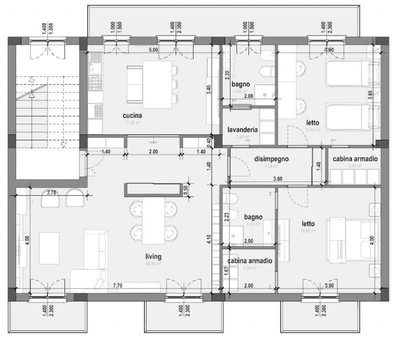 Guida Al Progetto Di Ristrutturazione Di Un Appartamento Progetto Di Appartamento Appartamento Piantine Di Case