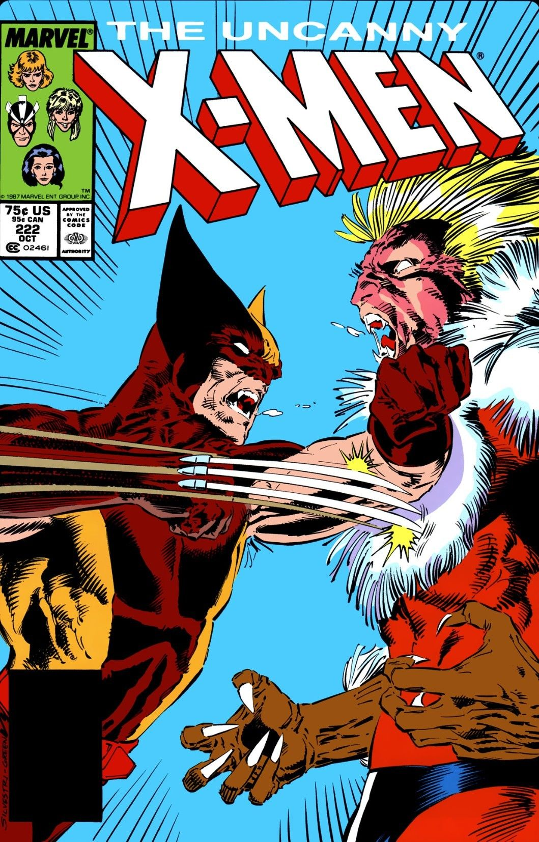 The First Cover Of Wolverine Fighting Sabertooth The X Men From Beginn Wolverine Comic Marvel Comics Covers Marvel Comic Books