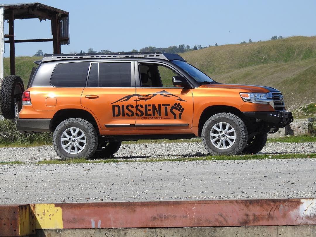 Dissent Offroad 200 Series Land Cruiser #200Series #LandCruiser