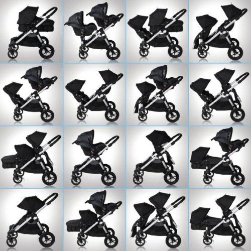 Baby Jogger City Select Configurations This Is The