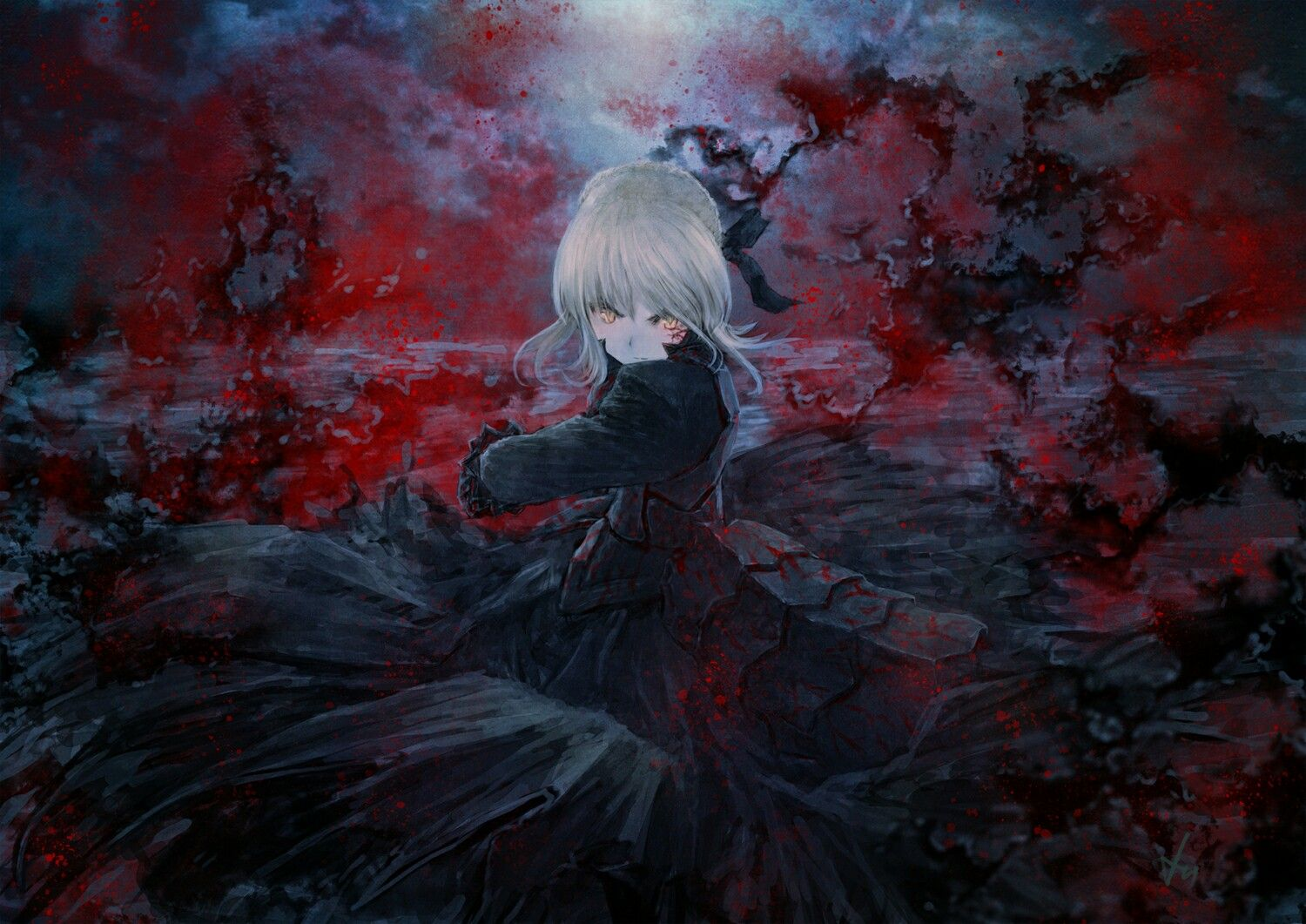 Pin by 虛世逆蛇 on 「 Fate 」 Fate stay night anime, Fate stay