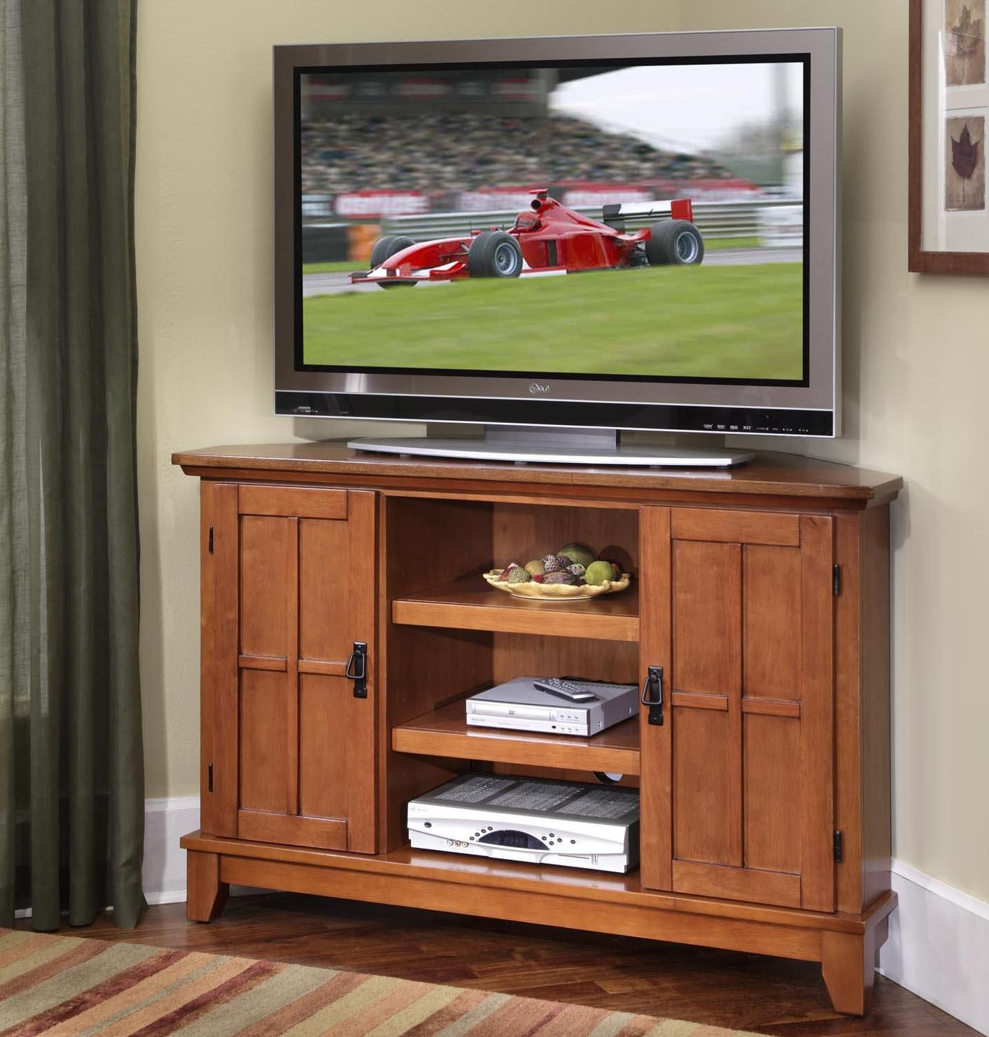 cabinet pleasant for to x hutch corner television with tv up mt stand tvs top