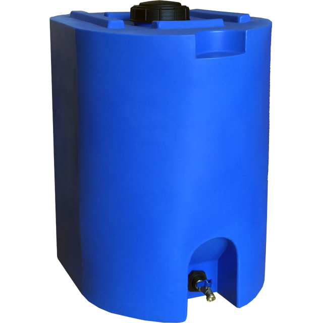Waterprepared 160 Gallon Water Storage Tanks Can Replace Three Of The Old 55 Gallon Drums Get Free Shipping When You Bu Rain Barrel Water Storage Water Barrel