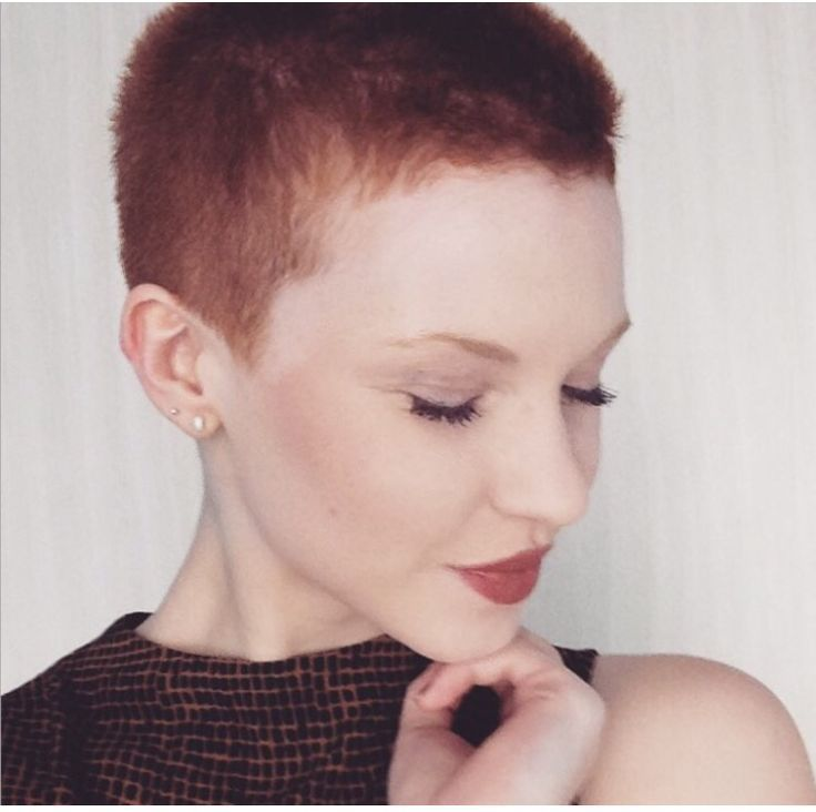 Image Result For Buzzed Haircut Women Cancer Pinterest Hair