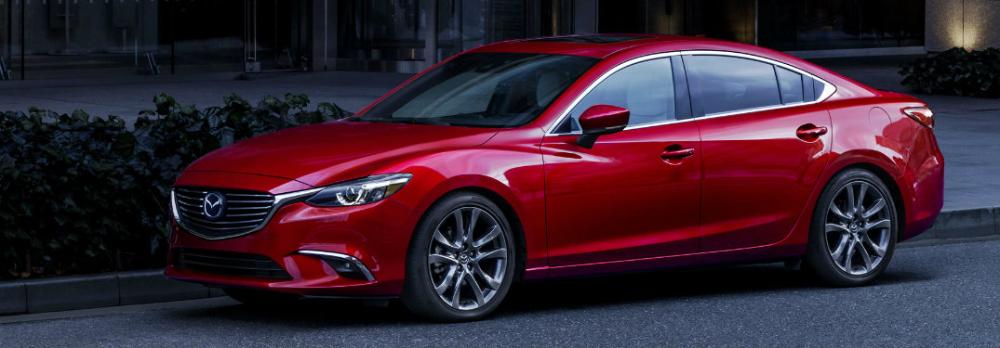 2017 Mazda6 Exterior Color Options Mazda 6 Exterior Colors Color Options