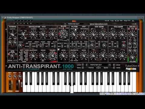 Anti-Transpirant | Free VST Synth - YouTube | VST | Midi