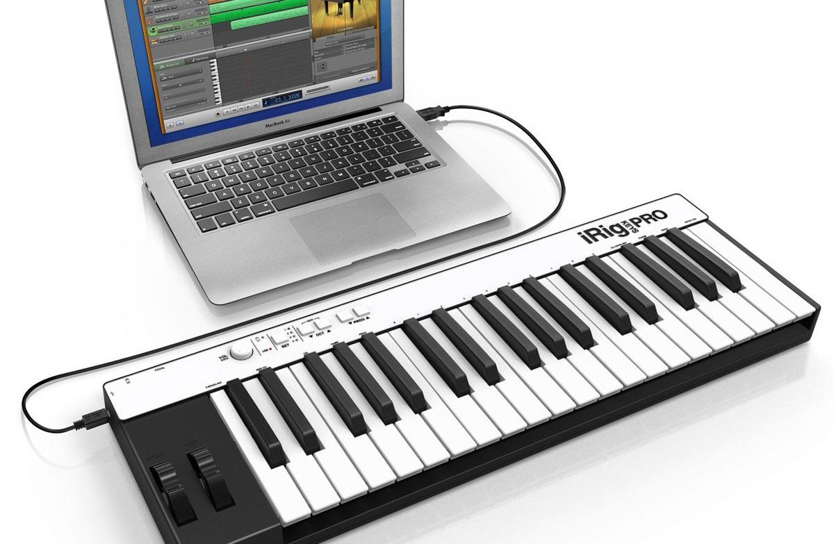 MIDI Connection | How to Connect a MIDI Keyboard to a