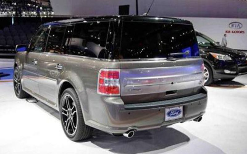 2016 Ford Flex Release Date Uk Newsautosd Pinterest And