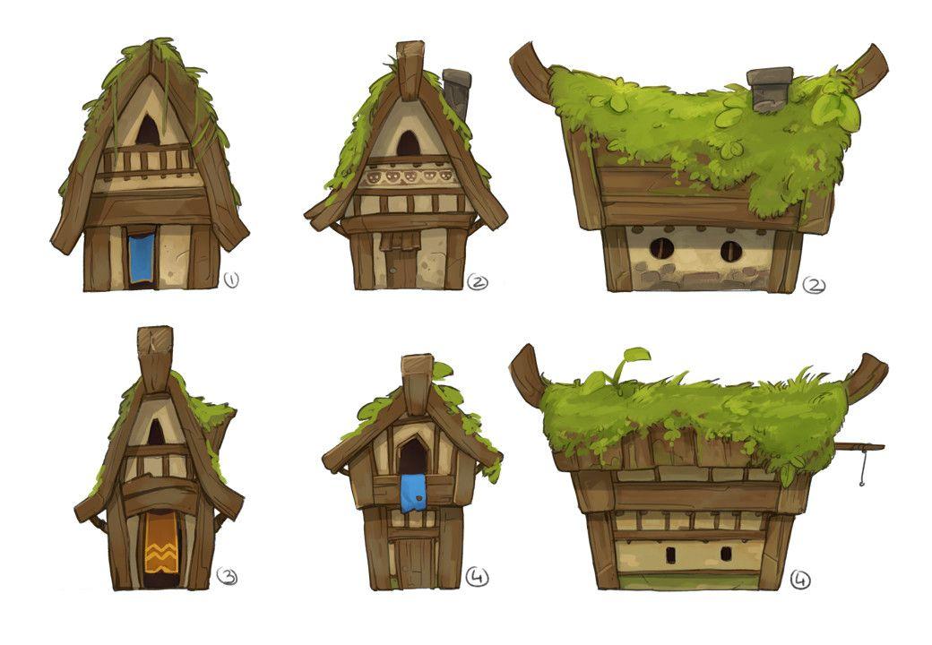 ArtStation - House design, Dylan Eurlings