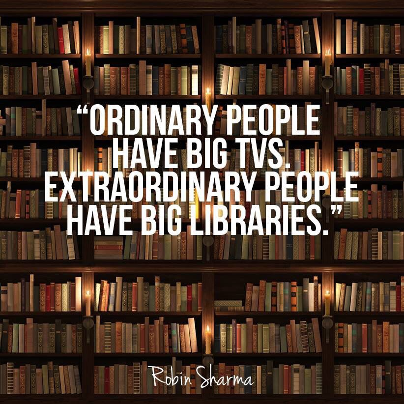 Read good #books for #inspiration to #succeed in life...