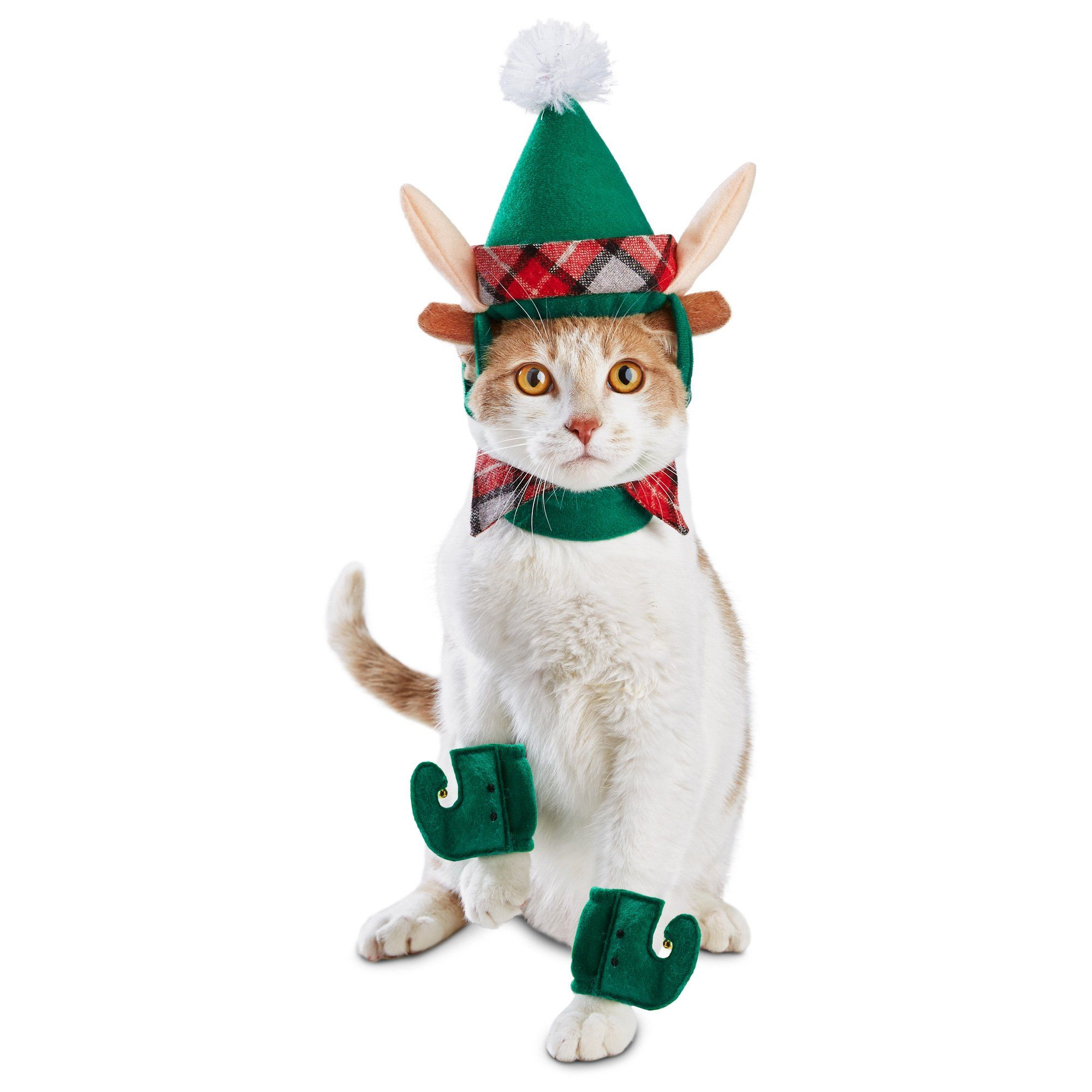 Petco Holiday Elf Cat Costume - Petco Holiday Elf Cat Costume One Size Fits Most  sc 1 st  Pinterest & Petco Holiday Elf Cat Costume - Petco Holiday Elf Cat Costume One ...