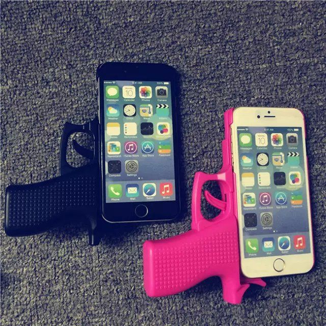 coque iphone 7 fusil