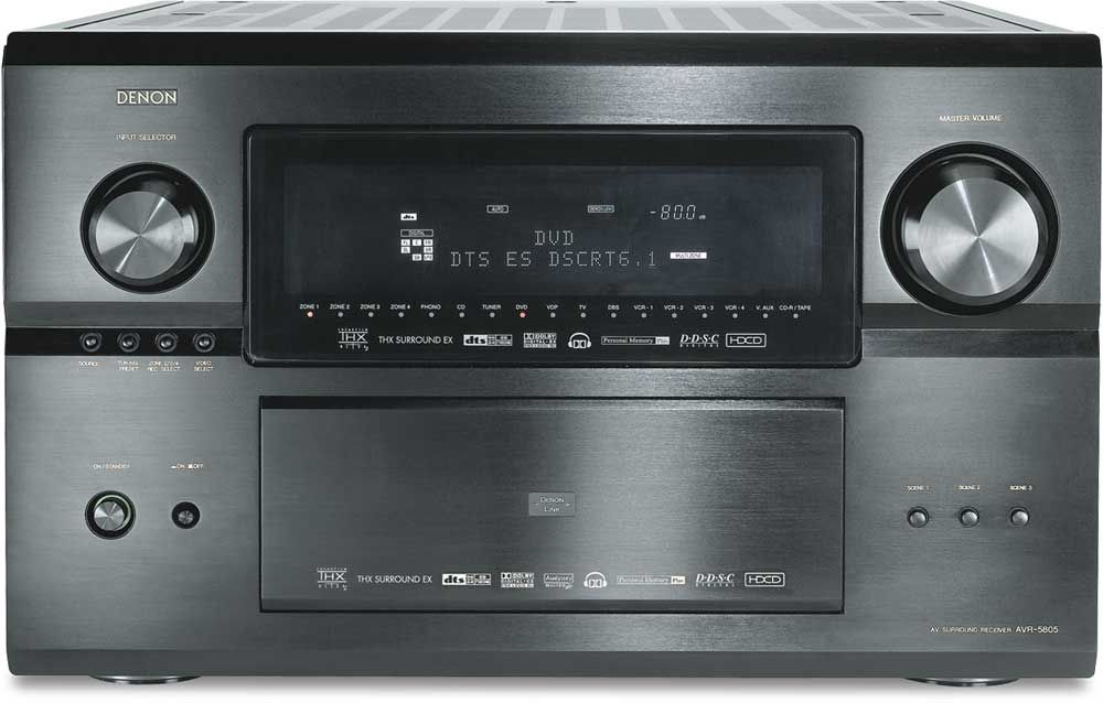 Introducing the most powerful and versatile receiver