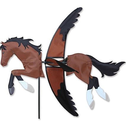 Premier Designs Bay Horse Spinner 27 Inch, As Shown