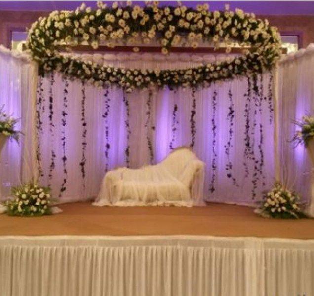 Christian Wedding Reception Ideas: Unique Wedding Reception Stage Decorations 61 For Wedding