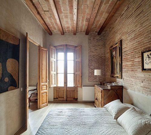 Spaanse slaapkamer uit Barcelona | inspiratie algemeen | Pinterest ...
