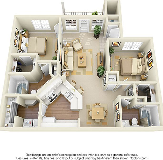 Glen Park Apartment Homes - Smyrna, GA | Zillow