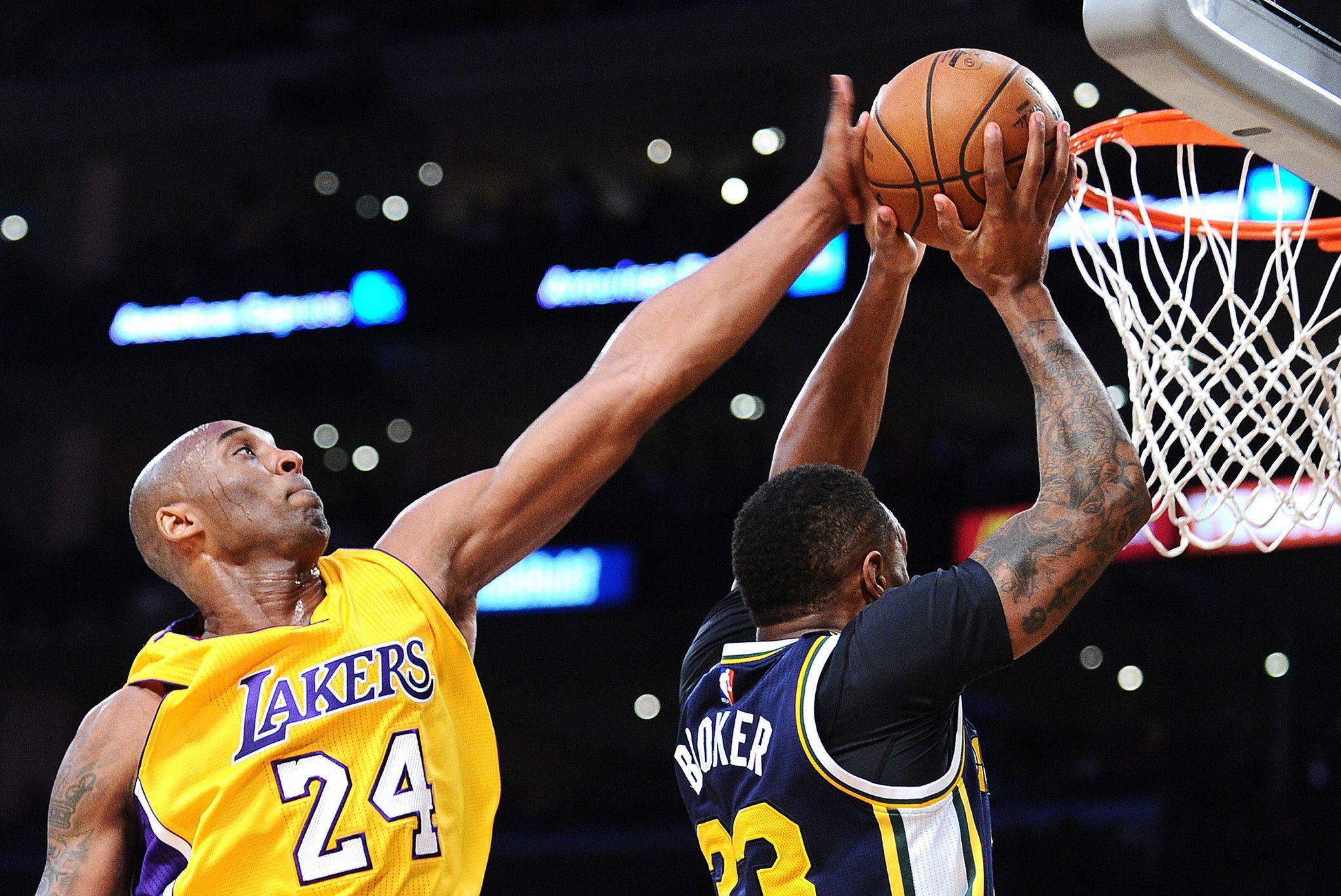 1a4156af8c73 Kobe Bryant s last game  A Hollywood ending for a Los Angeles legend ...