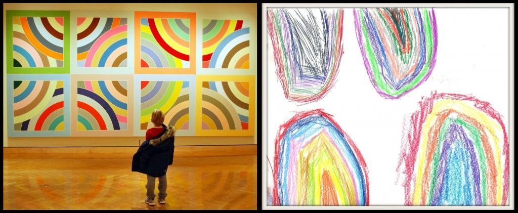 Kids need access to art, it's essential.