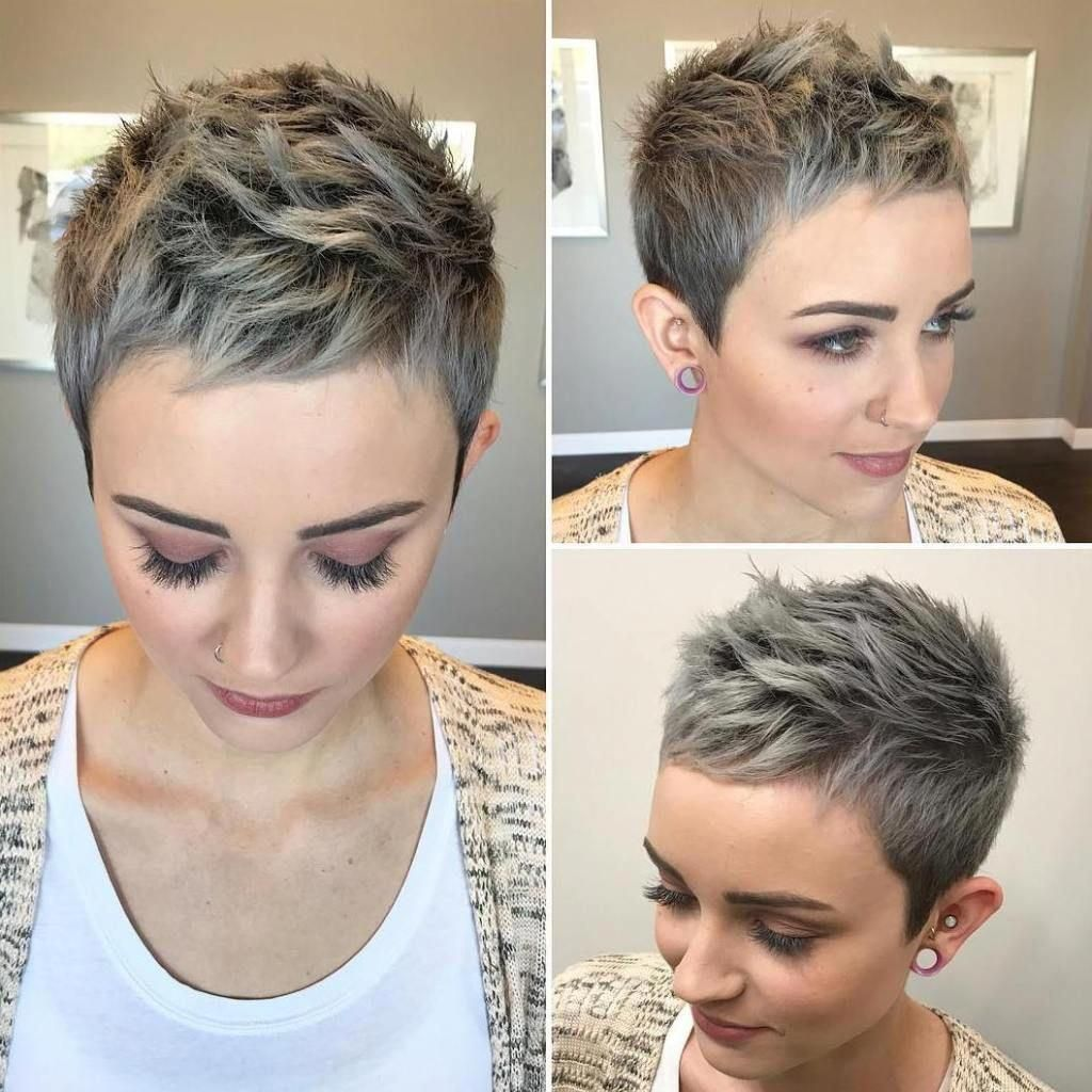 12 Best Short Haircuts and Hairstyles for Fine Hair #haircutsshort