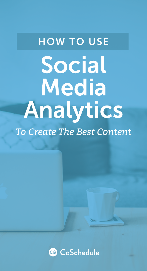 What analytics should you be monitoring in Pinterest? http://coschedule.com/blog/social-media-analytics/?utm_campaign=coschedule&utm_source=pinterest&utm_medium=CoSchedule&utm_content=How%20To%20Use%20Social%20Media%20Analytics%20To%20Create%20The%20Best%20Content