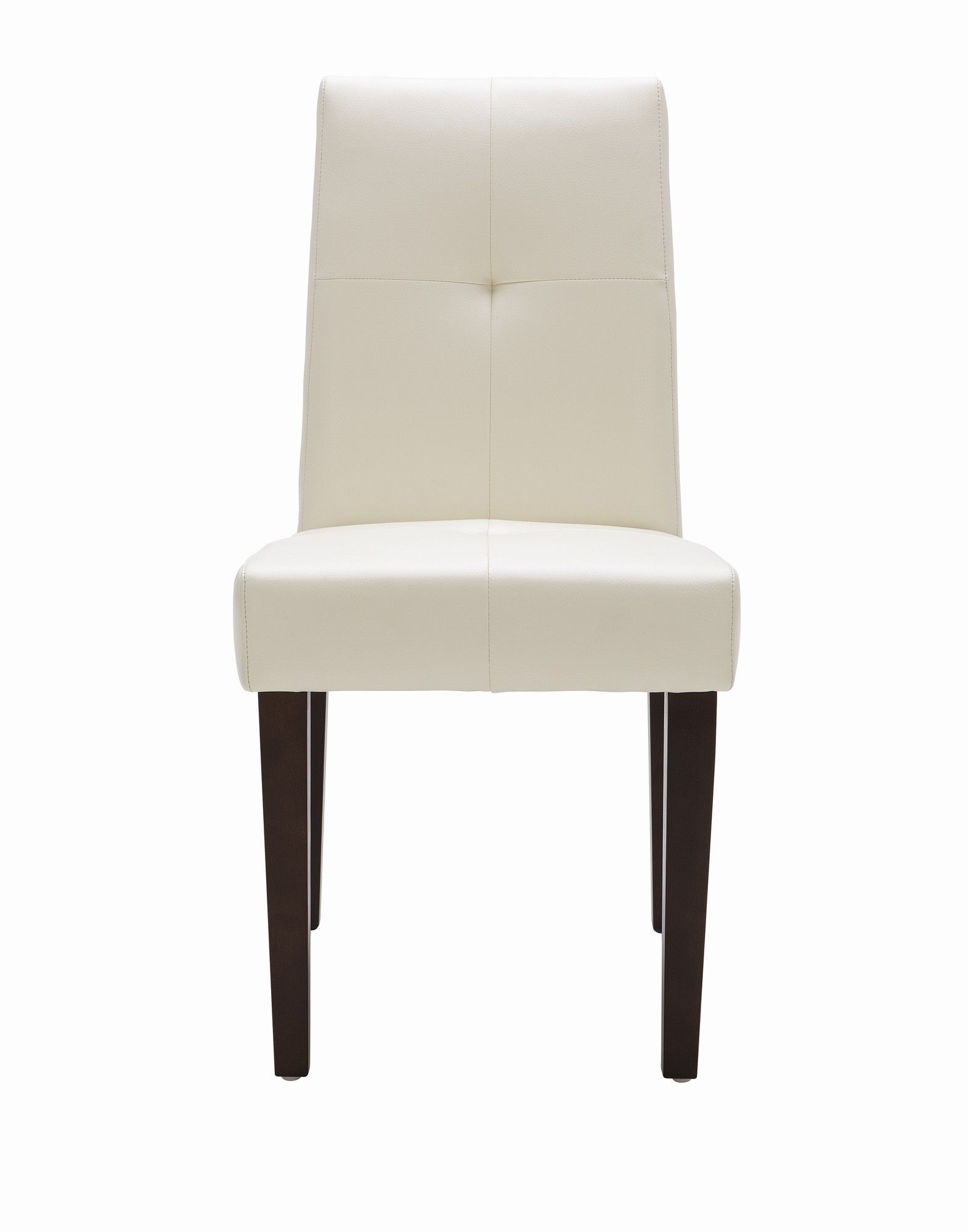 Outstanding Sunpan Modern Cleo Bonded Leather Dining Chair Chairs In Cjindustries Chair Design For Home Cjindustriesco