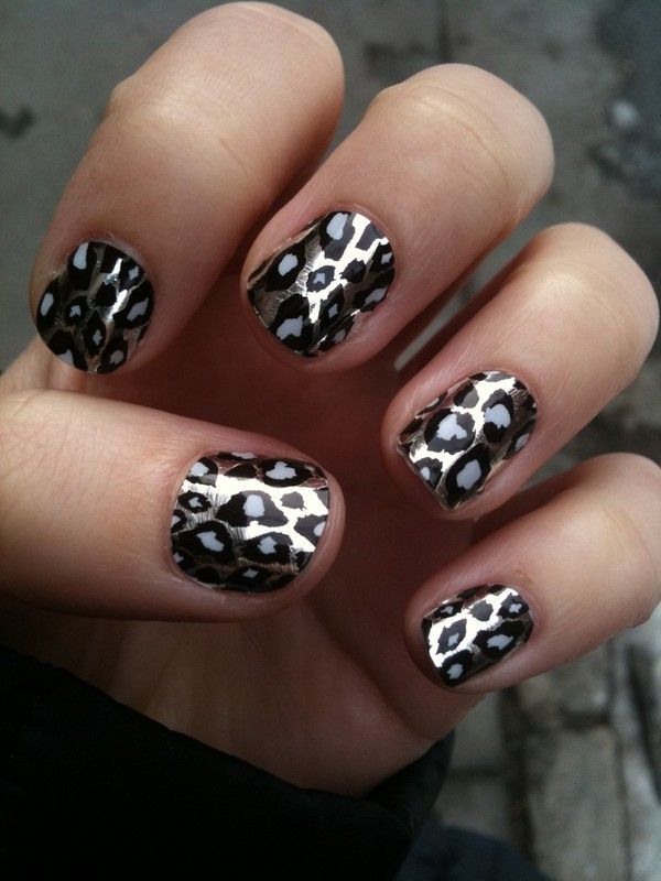 minx nails | my fabulou$ fashionn | Pinterest