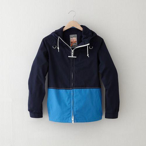 Aro Deck Jacket byMIGHTY MAC