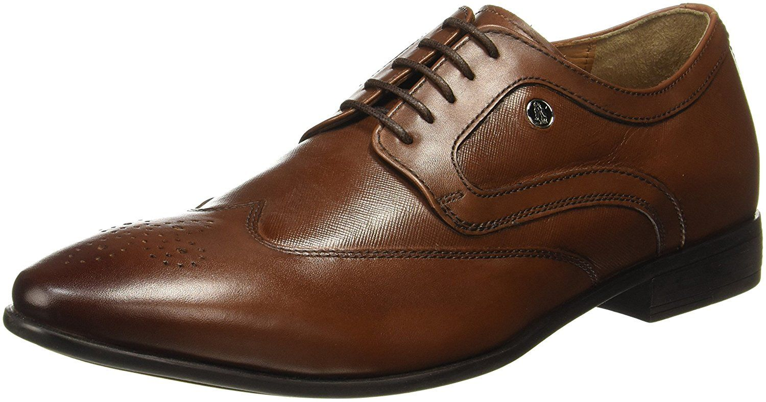 Hush Puppies Men S Swanky Derby Formal Shoes Buy Online At Low