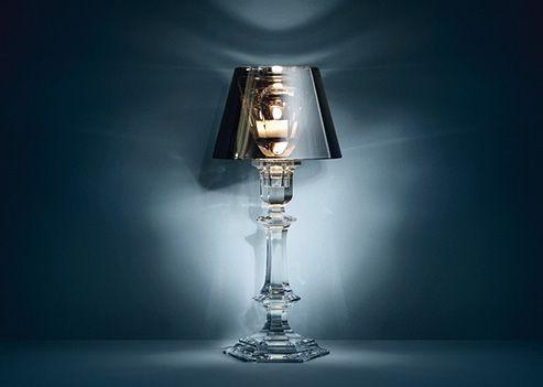 baccarat starck black tealight candle holder design inspirations pinterest. Black Bedroom Furniture Sets. Home Design Ideas