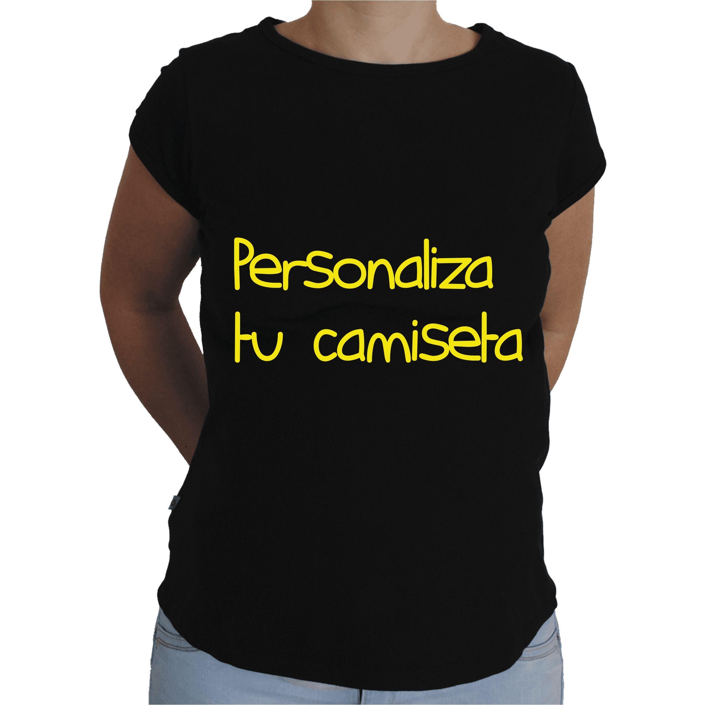 90bbd91cb021b Camiseta para embarazada - Personaliza tu camiseta con un mensaje divertido.