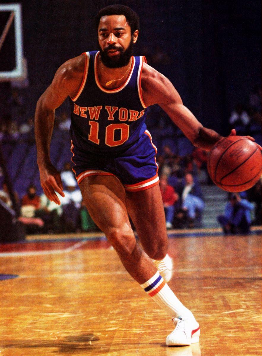 Nba Basketball New York Knicks: Sports Basketball, Walt Frazier, Nba Basketball