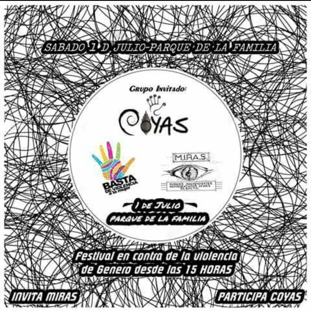 Sab 1/Julio - 15 hs #ParqueDeLaFamilia #Salta  #Coyas #Agenda #Evento #Prensa #Noticia #Medios #Compartir #Festival #Musica #Espectaculo #Show #Entretenimiento #Cultura #Arte #GobiernoDeSalta #SaltaTuCiudad #Argentina #PasaLaData #QueHacemosSalta #QHSalta #QHS Toda la info que necesitas la podes encontrar aquí  http://quehacemossalta.com/