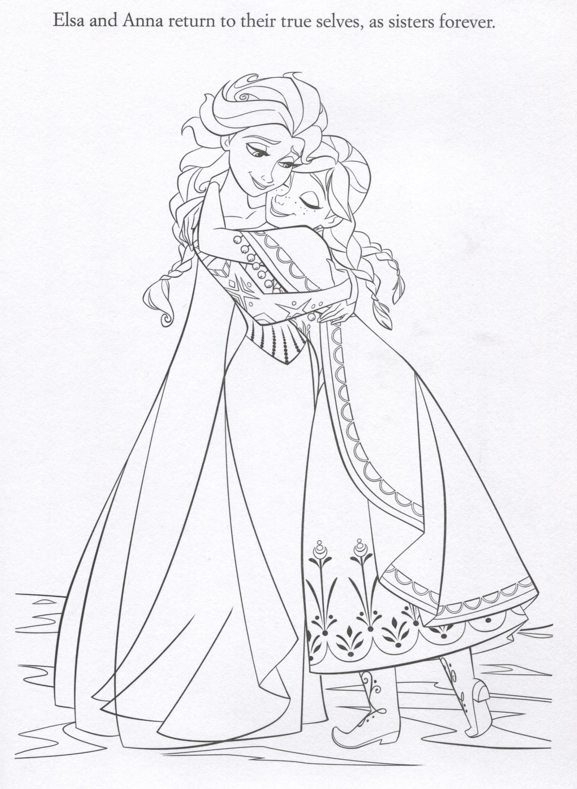 Disney FROZEN Coloring Pages | Elsa coloring pages, Frozen ...