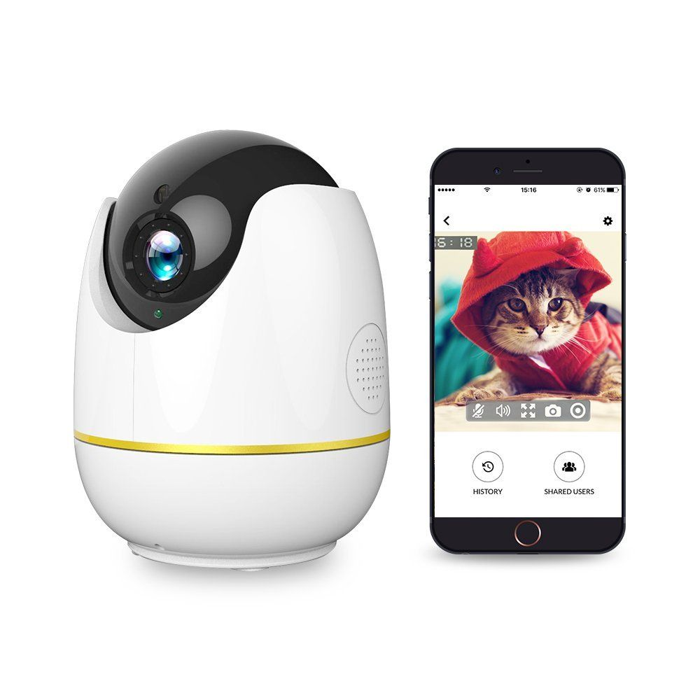 10 Best Wireless Ip Security Cameras To Monitor Your Kids Or Pets Wireless Home Security Ip Security Camera Home Security Systems