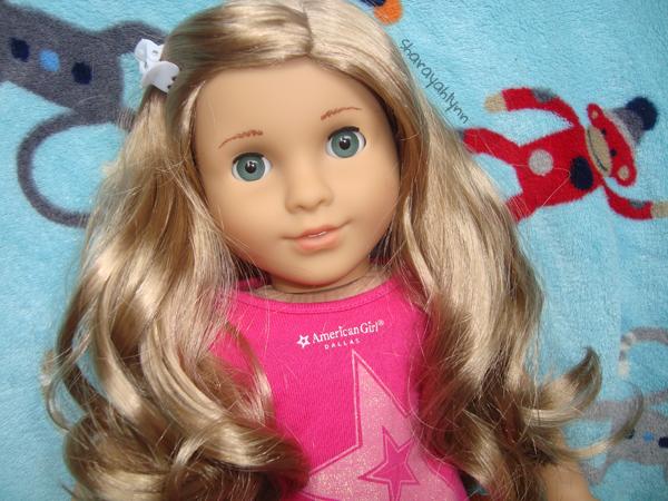 Was Marie-Grace, Now Noelle | American Girl Playthings!