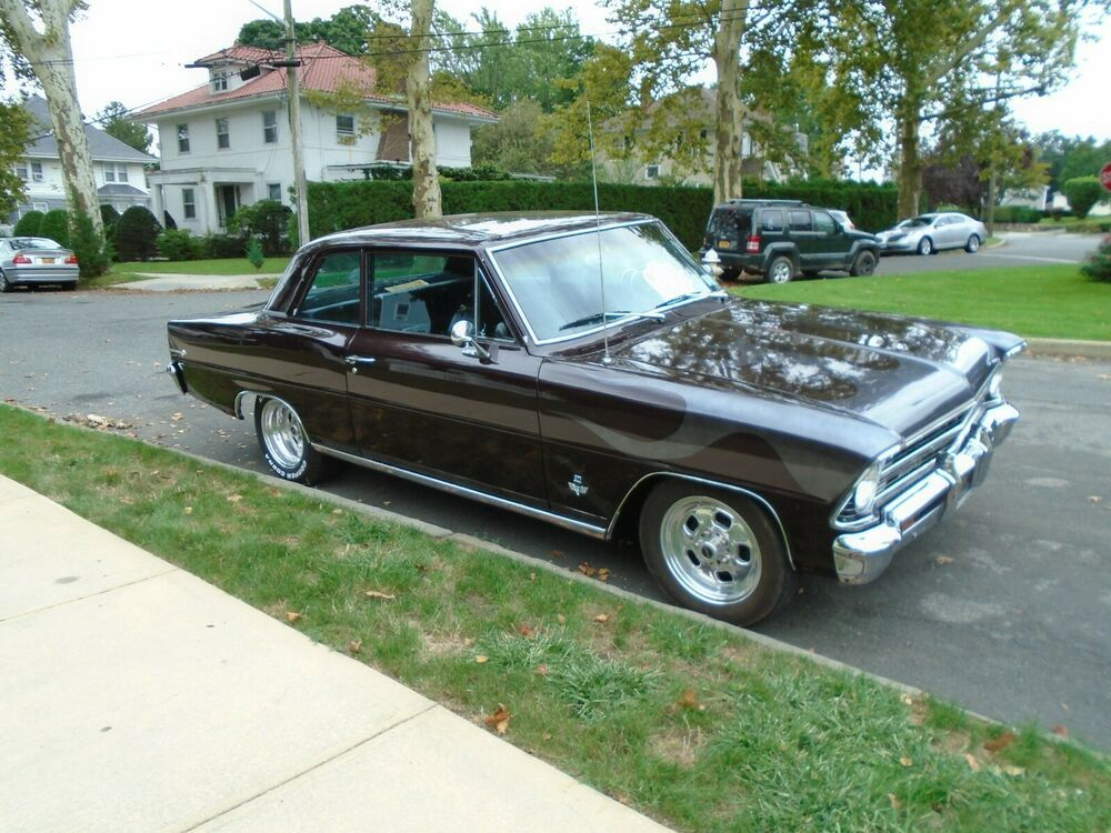 Ad 1967 Chevrolet Nova 2 Door Sedan Post Car 1967 Chevy Ii Nova Hot Rod Chevrolet Nova Sedan Classic Cars Muscle