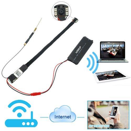 72.47 Mini Wifi Netwrok Spy Camera from