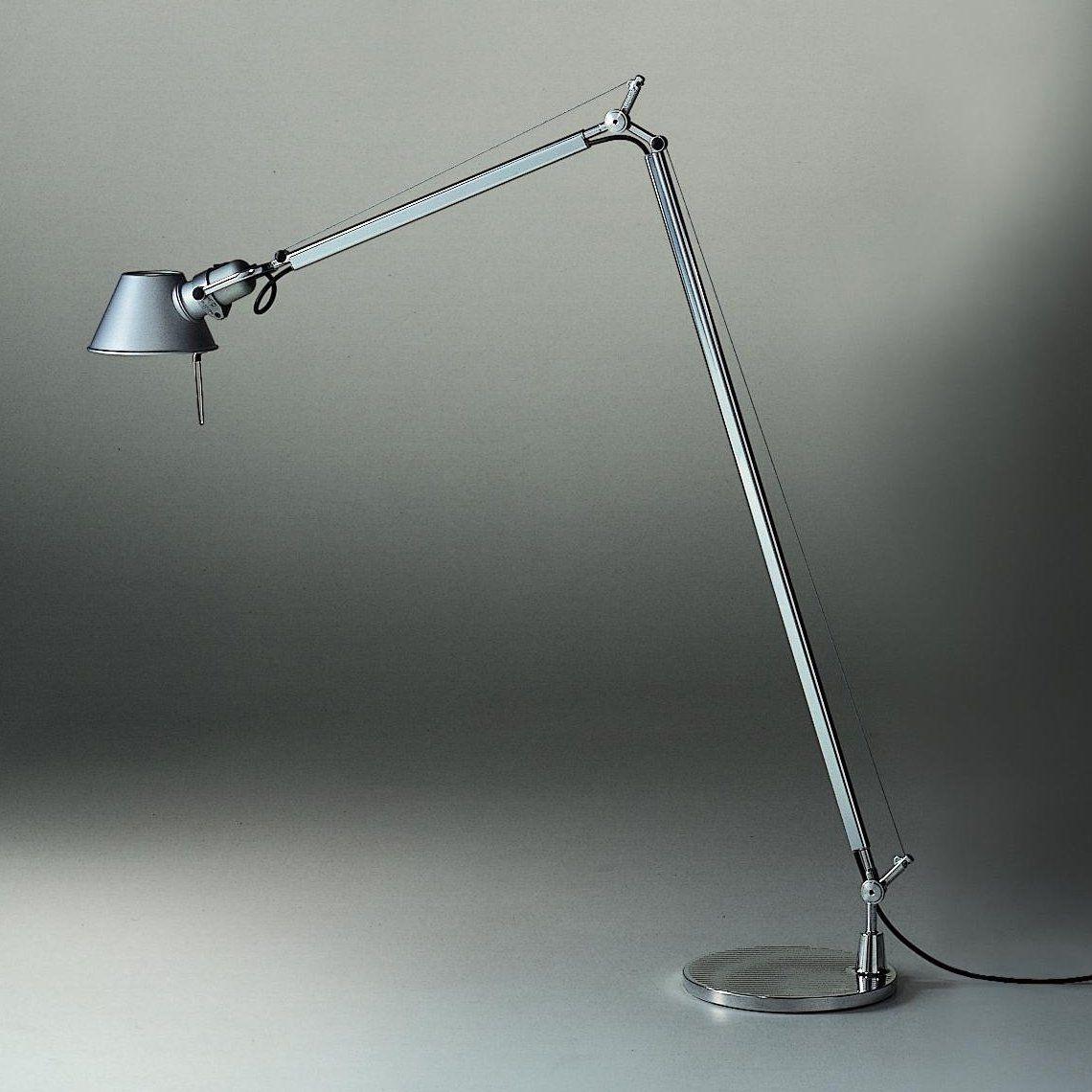 Modern reading floor lamps