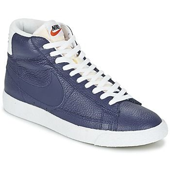 Chaussures Nike Blazer Bleu Pour Les Hommes xcr8y40OSu