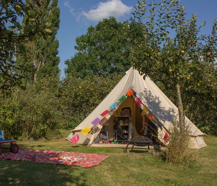 Tent living & bell tent living | Roadtrip 2015 | Pinterest | Tent living